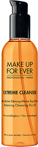 Extreme Cleanser Balancing Cleansing Dry Oil от Make Up For Ever