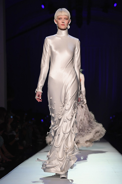 Jean Paul Gaultier Couture осень-зима 2017-18