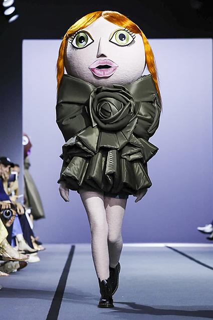 Viktor&Rolf Couture осень-зима 2017-18
