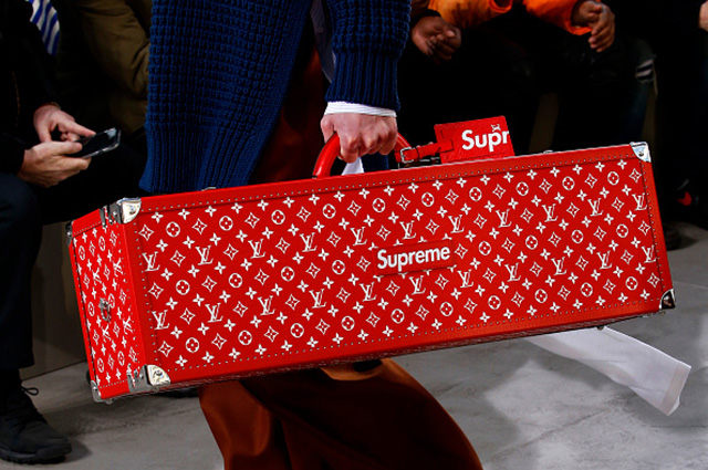 Supreme x Louis Vuitton, 2017 год