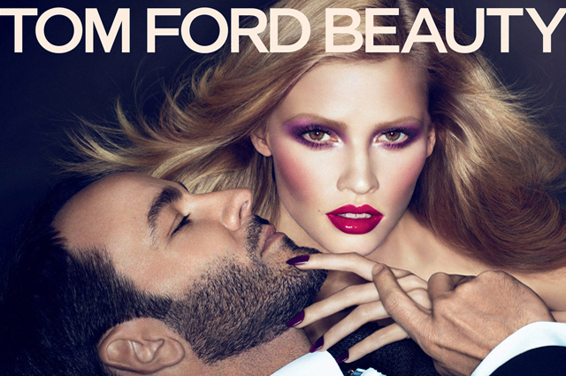 Рекламная кампания Tom Ford Beauty 2011
