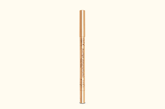 Гелевый карандаш Holika Holika Jewel Light Waterproof Eyeliner в оттенке 09 18К Gold, 490 р.