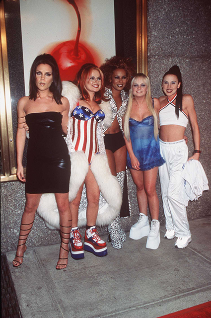 Группа Spice Girls