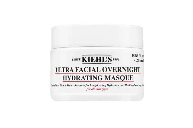 Ночная увлажняющая маска Kiehl's Ultra Facial Overnight Hydrating Masque, 1440 р. за 28 мл