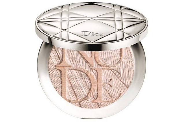 Хайлайтер Diorskin Nude Air Luminizer Glow Addict