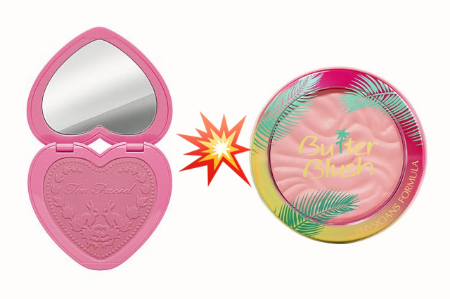 Румяна Too Faced Love Flush, 2290 р.