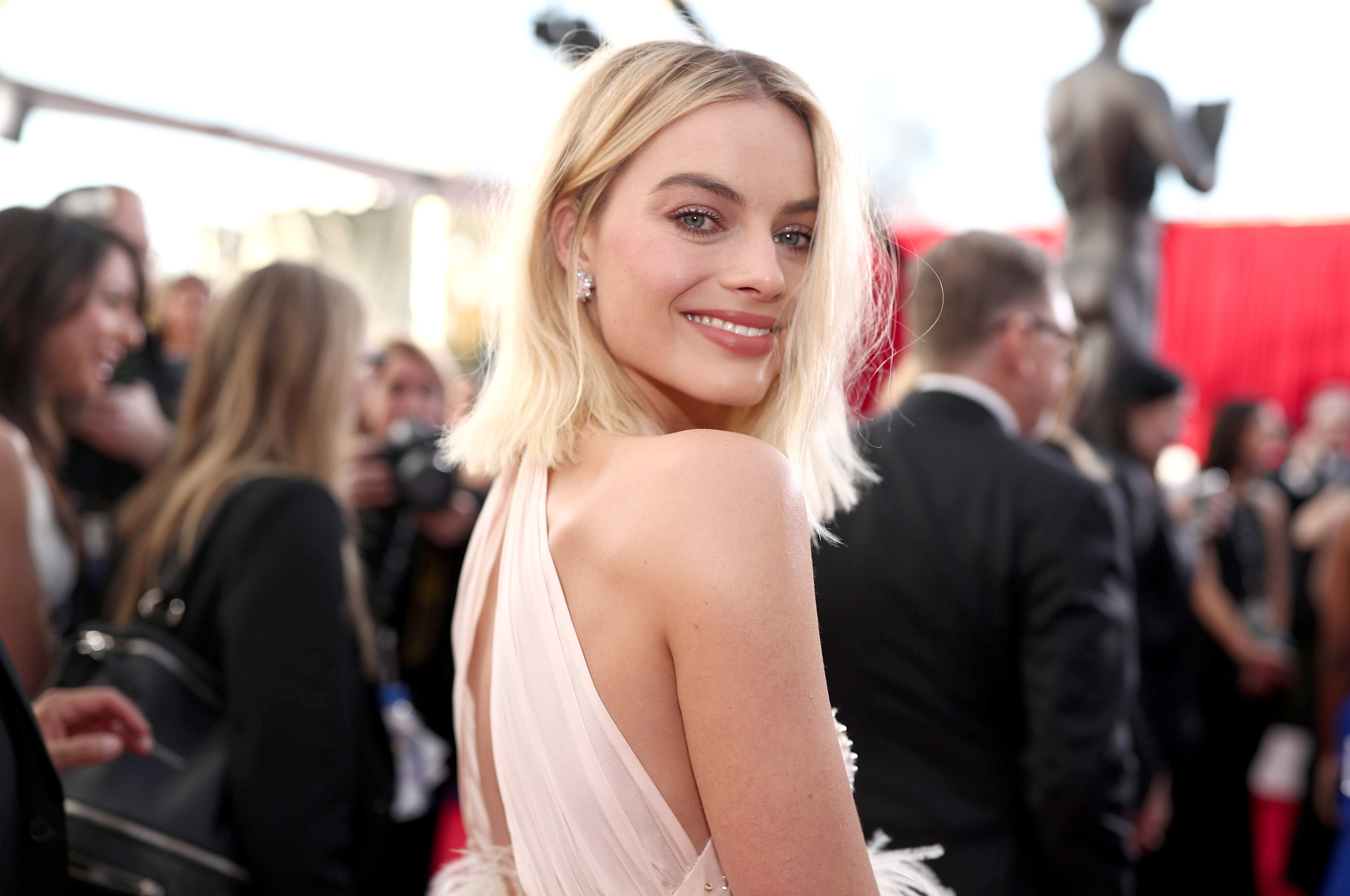 Screen Actors Guild Awards — 2018: Марго Робби, Холли Берри, Николь Кидман, Риз Уизерспун и другие на красной дорожке