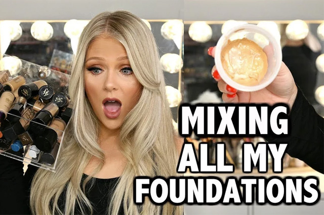 Участники Mix My Foundation Challenge