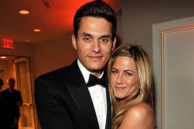 are jennifer aniston and john mayer dating again