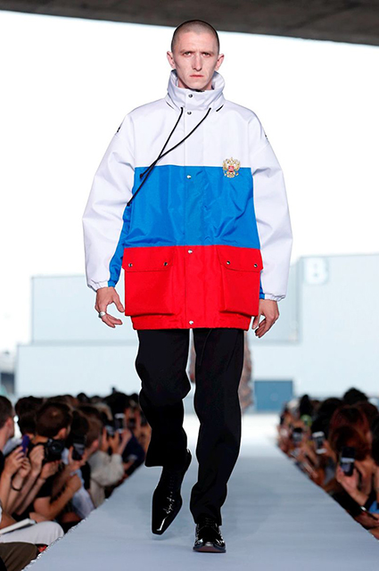 Vetements - коллекция весна-лето 2019