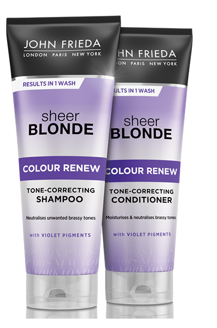 Шампунь и кондиционер Sheer Blonde, John Frieda