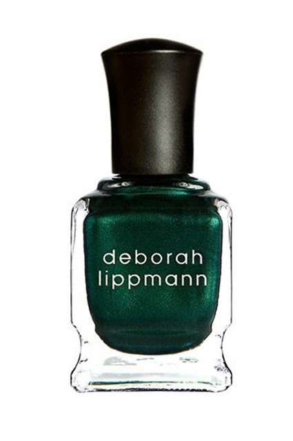 Shimmer Nail Polish в оттенке Laughin To The Bank, Deborah Lippmann