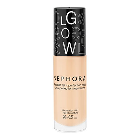 Тональная основа Glow Perfection Foundation, Sephora