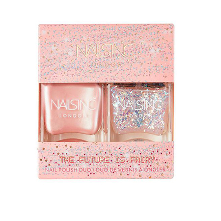 Лаки для ногтей The Future Is Fairy Nail Polish Duo