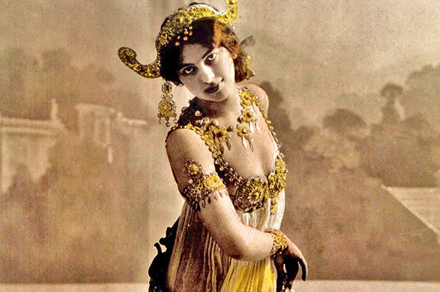 A talented dancer, spy or courtesan: who was the mysterious Mata Hari?