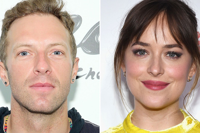 Attempt # 2: Dakota Johnson and Chris Martin meet again