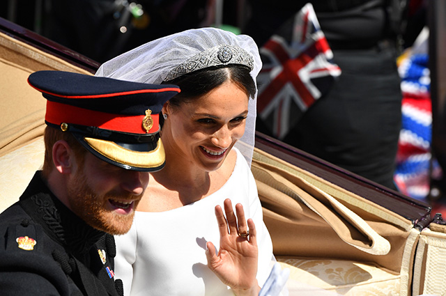 """Prince Harry and Megan Marl """"width ="""" 640 """"height ="""" 425"""