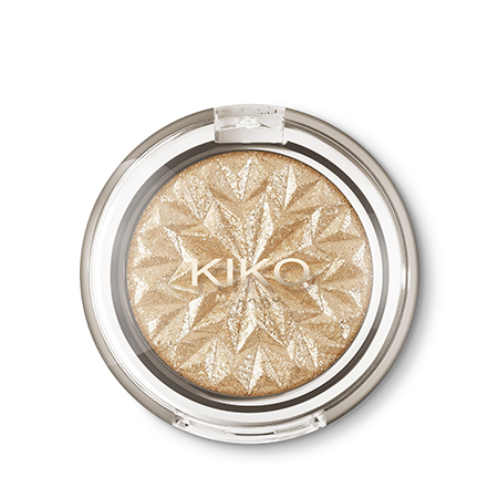 Тени с металлическим финишем Sparkling Holiday Metallic Eyeshadow, Kiko