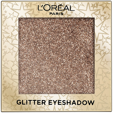 Тени Glitter Eyeshadow, L'Oréal Paris