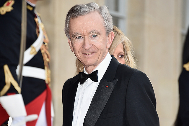 The fortunes of President Louis Vuitton, Bernard Arnault, increased by $ 4 billion a day