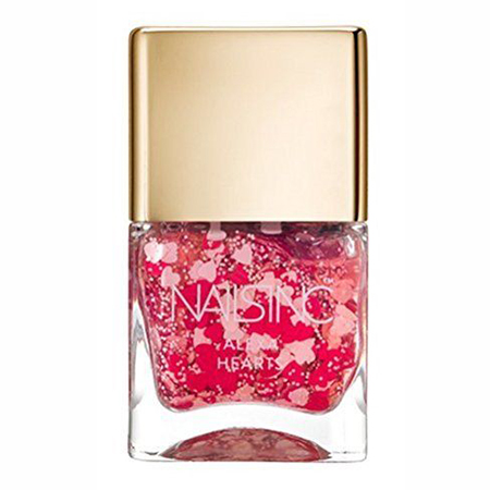 Лак для нотгей Nail Polish в оттенке Alexa Hearts, Nails Inc.