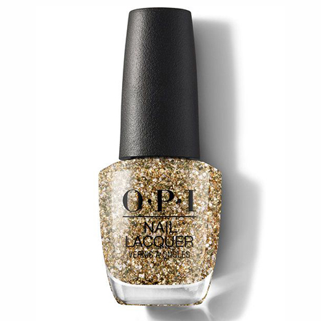 Лак для ногтей Nail Lacquer в оттенке Gold Key to the Kingdom, OPI