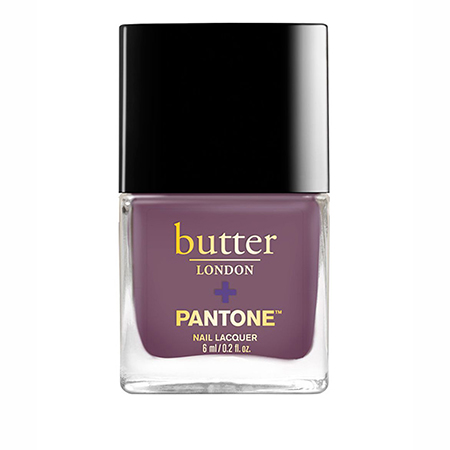 Лак для ногтей Nail Lacquer в оттенке Mauvelous,Butter London x Pantone