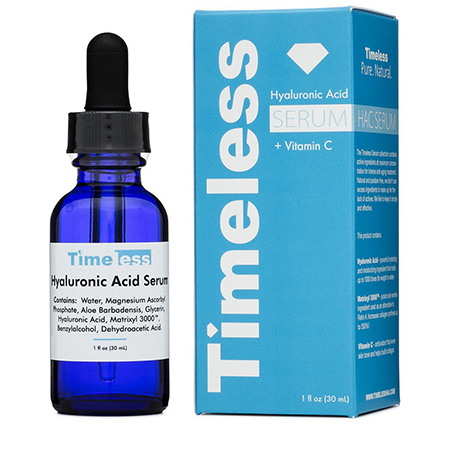 Hyaluronic Acid Serum, Timeless