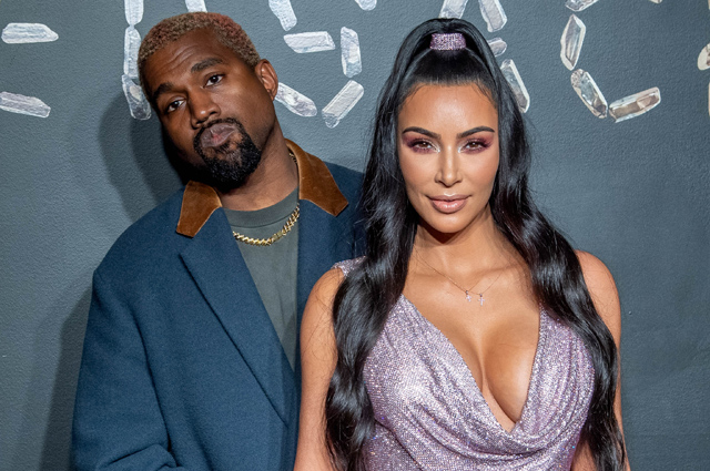 Kim Kardashian and Kanye West became parents for the fourth time.