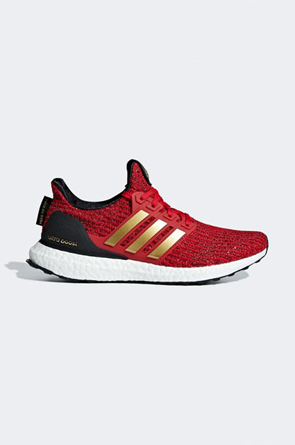 Adidas x Game of Thrones House Lannister