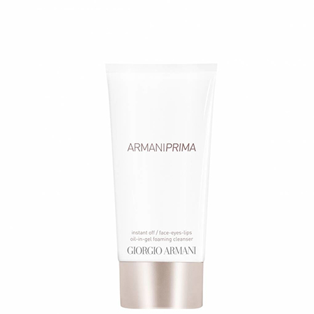 Гель-масло Oil-in-gel Foaming Cleanser, Armani Prima