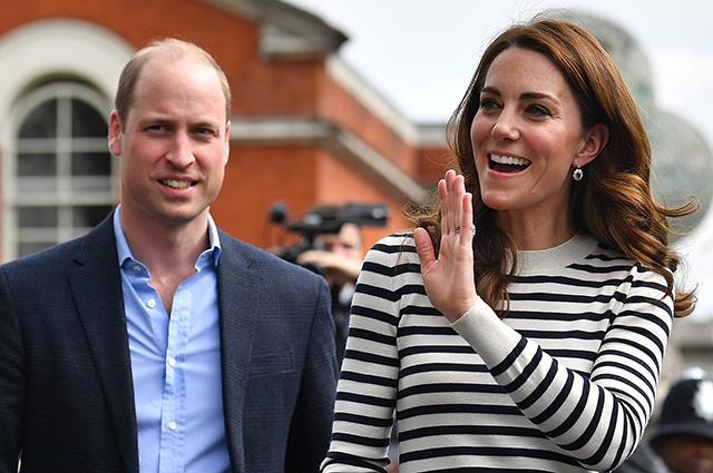 Kate Middleton and Prince William first commented on the birth of a nephew: fresh photos of a couple
