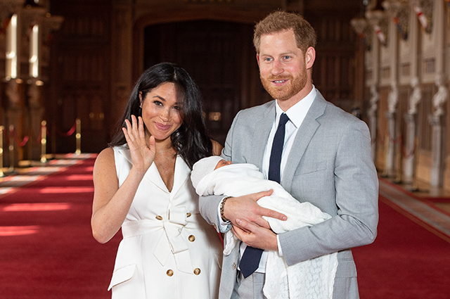 Did Harry miss it? People believe that Megan Markle actually gave birth 2 weeks ago