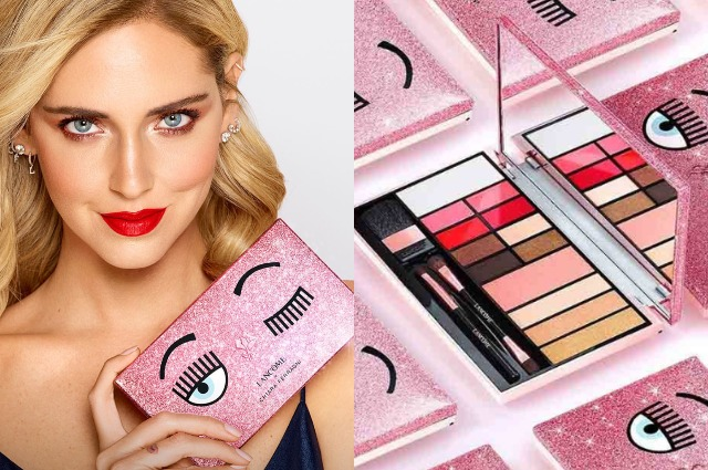 Wanted: make-up collection #LancomeXChiaraFerragni