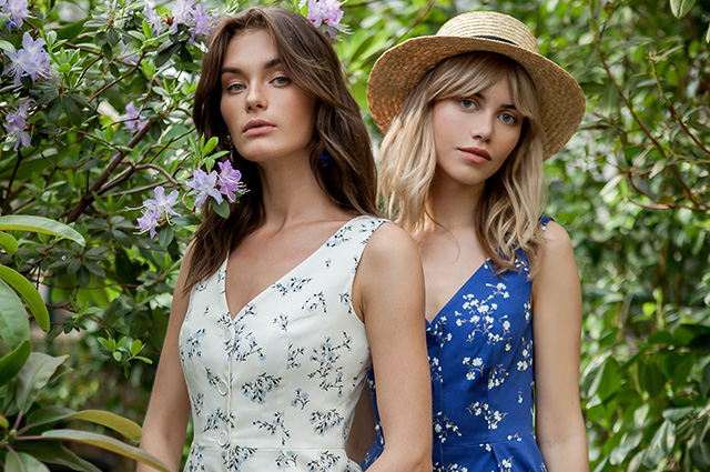 Perfect summer dresses for all occasions: we look at the new lookbooks