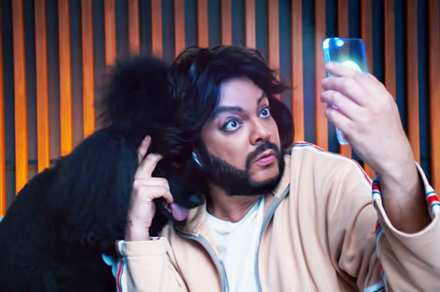 The embarrassment disappeared: Philip Kirkorov released a new video