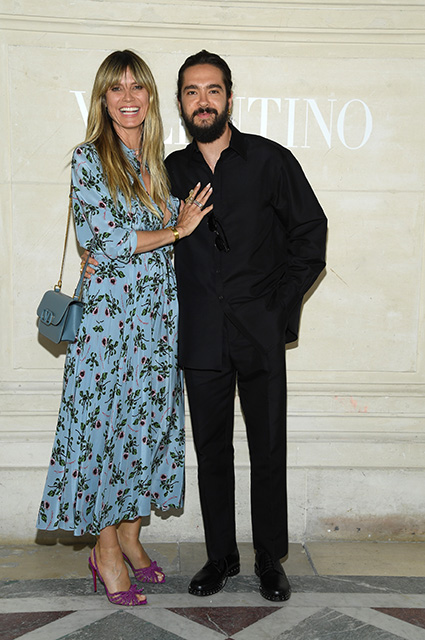 Heidi Klum and Tom Kaulitz