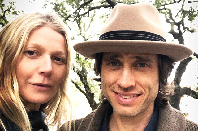 Gwyneth Paltrow and Brad Falchak met 11 months after the wedding
