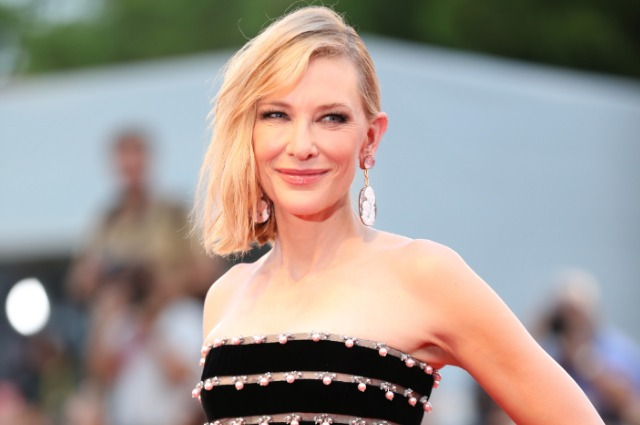 Venice Film Festival - 2019: Cate Blanchett, Catherine Deneuve and others at the premiere of the film