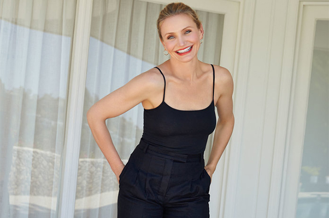 A rare case: Cameron Diaz was interviewed about marriage, new plans and age