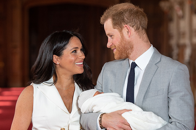 Prince Harry and Meghan Markle reveal details of their first trip to Africa with their son
