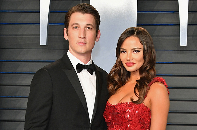 Miles Teller married his sweetheart Kelly Sperry