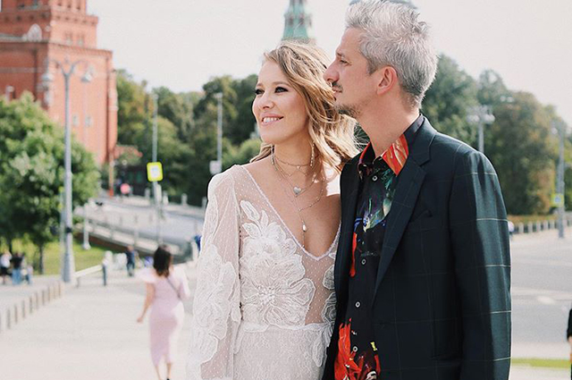 Star Instagram: Fashion Week in New York, the wedding of Sobchak and Bogomolov and much more