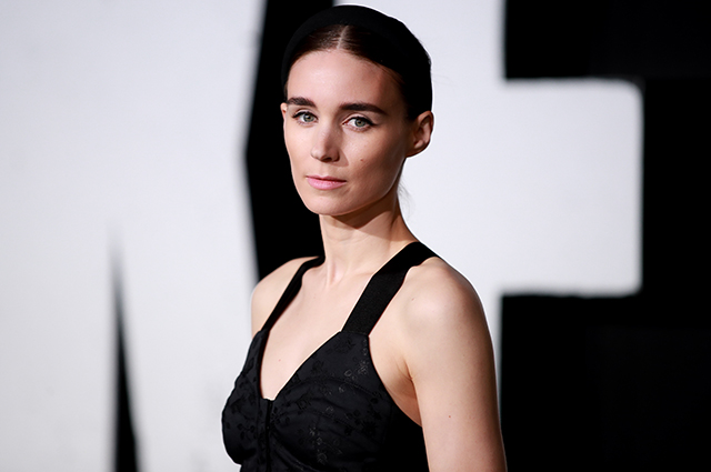 Rooney Mara supported Joaquin Phoenix at the premiere of the film