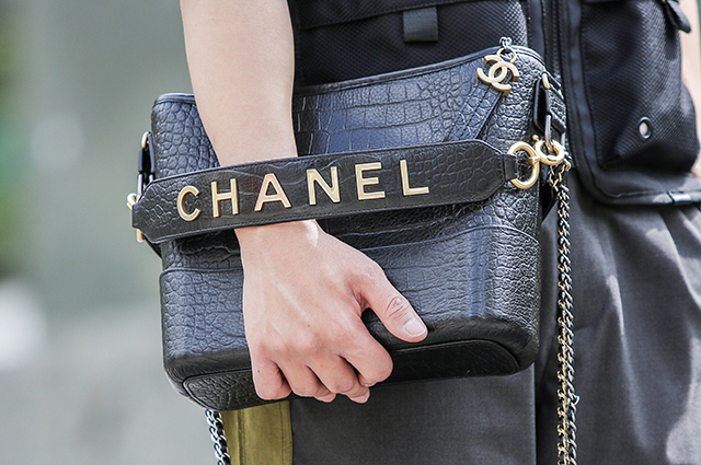 Chanel asks reporters not to compare other brands with fashion house