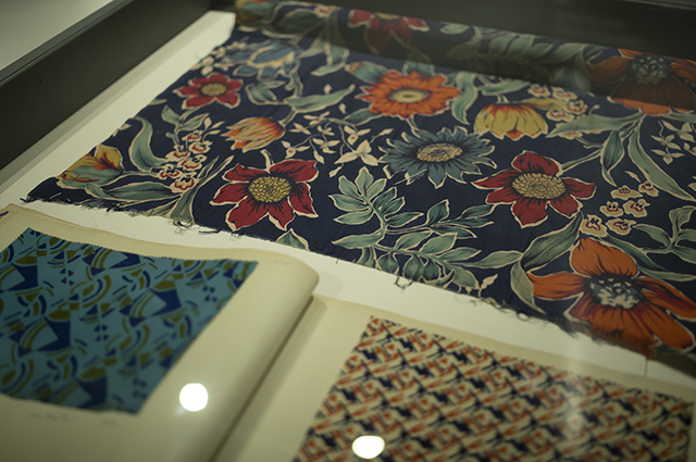 "Exhibition ""Fabrics of Moscow"""