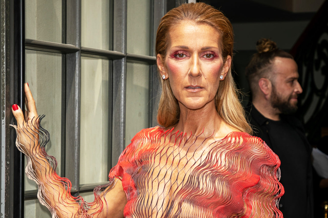 Celine Dion replied to the Body Shamers: