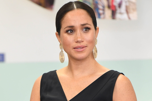 Meghan Markle secretly visited the site of the brutal murder of a 19-year-old student in South Africa
