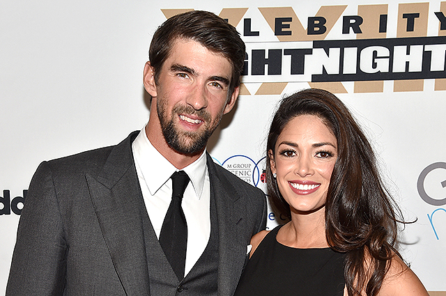 Michael Phelps and Nicole Johnson become parents for the third time