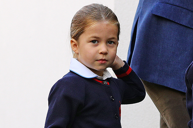 It became known what nickname Princess Charlotte had in kindergarten